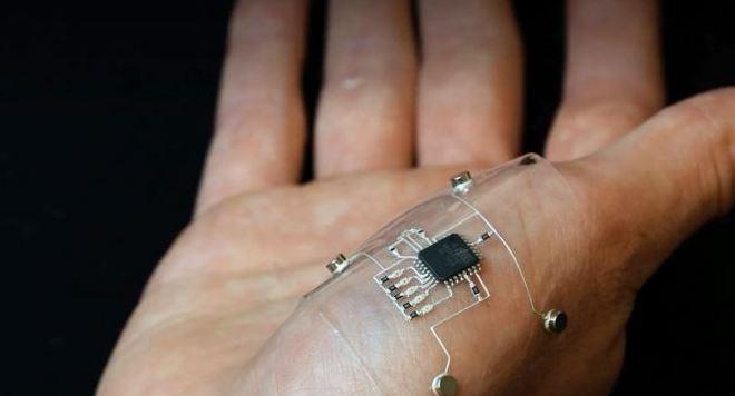 flexible 3D elektronik