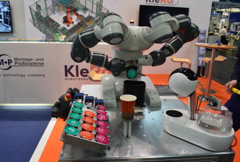 KleRo Roboter