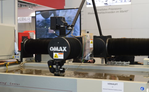 OMAX 55100 JetMachiningCenter